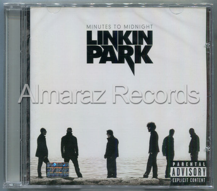 Linkin Park Minutes To Midnight CD