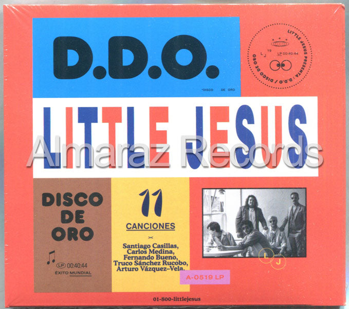 Little Jesus Disco De Oro CD