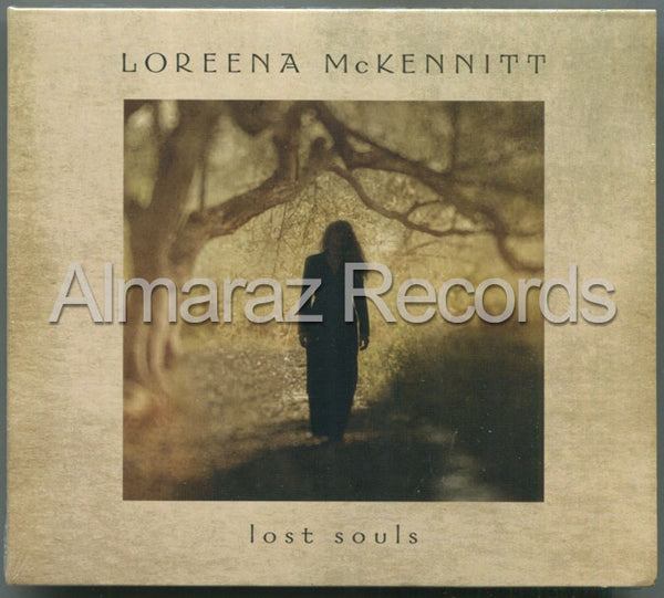 Loreena McKennitt Lost Souls CD