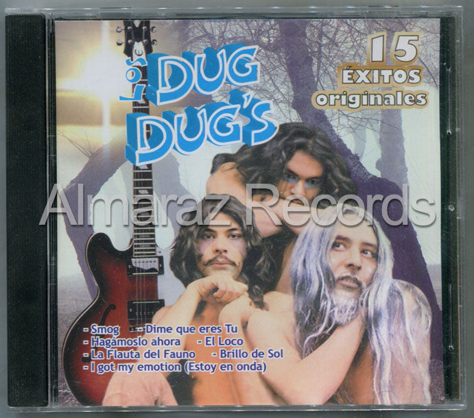 Los Dug Dug's 15 Exitos Vol. 1 CD (Usado)