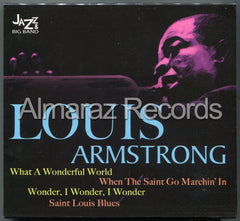 Louis Armstrong 40 Exitos 2CD+DVD