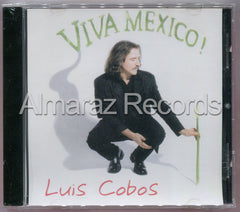 Luis Cobos Viva Mexico CD