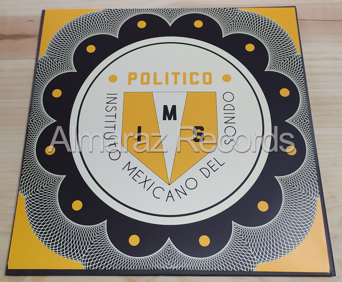 Mexican Institute Of Sound Politico Vinyl LP (Usado)