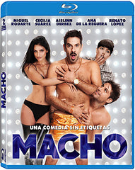 Macho Blu-Ray
