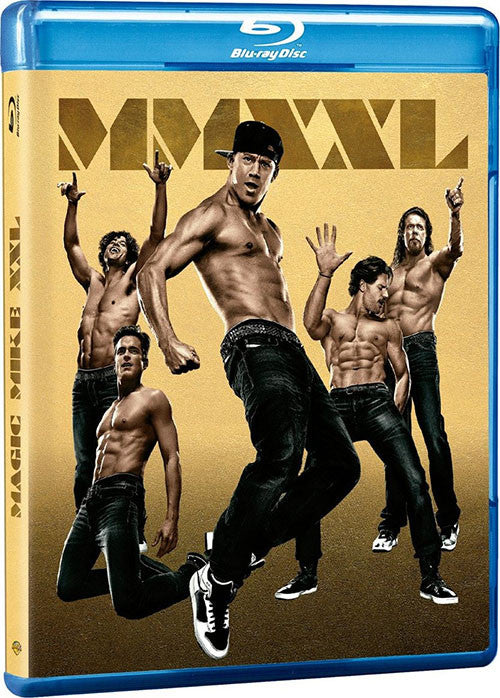 Magic Mike XXL Blu-Ray+DVD - Almaraz Records | Tienda de Discos y Películas