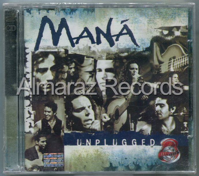 Mana MTV Unplugged CD+DVD