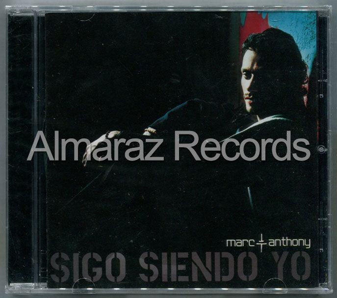 Marc Anthony Sigo Siendo Yo Grandes Exitos CD