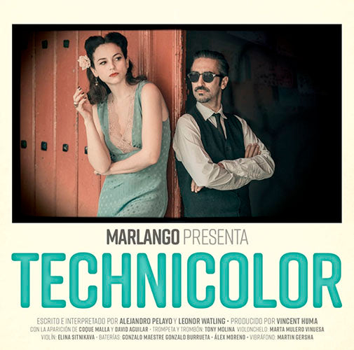 Marlango Technicolor CD