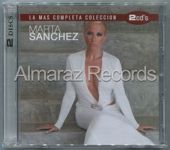 Marta Sanchez La Mas Completa Coleccion 2CD