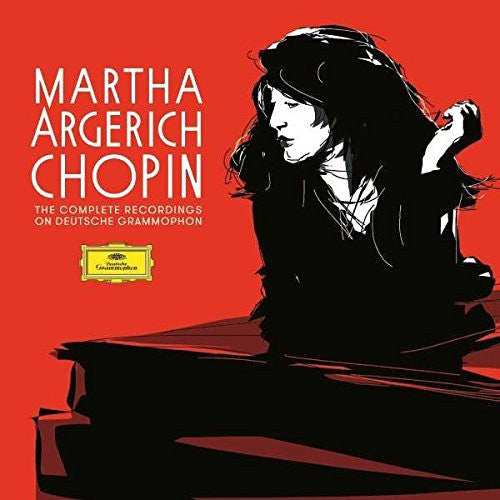 Martha Argerich Chopin The Complete Recordings CD - Almaraz Records | Tienda de Discos y Películas