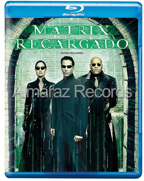 Matrix Recargado Blu-Ray