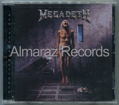 Megadeth Countdown To Extinction CD [Import]