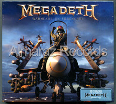 Megadeth Warheads On Foreheads 3CD
