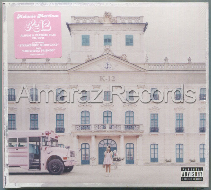 Melanie Martinez K-12 CD+DVD