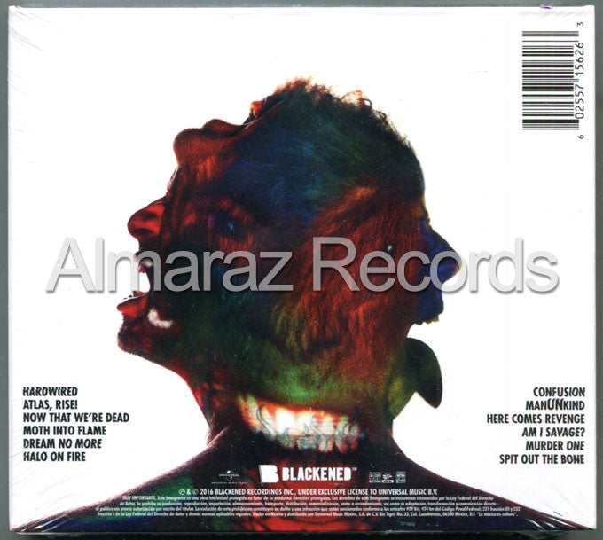 Metallica Hardwired... To Self-Destruct 2CD - Almaraz Records | Tienda de Discos y Películas  - 2