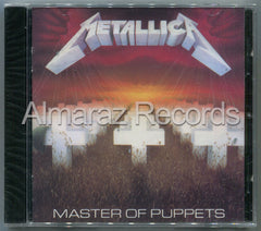 Metallica Master Of Puppets CD