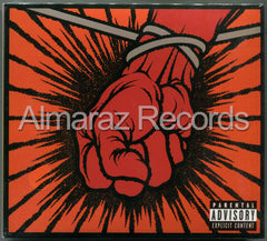 Metallica St Anger CD+DVD