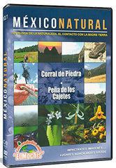 Mexico Natural Vol. 11 DVD