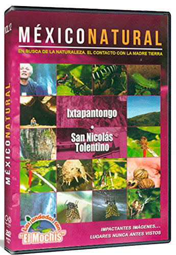 Mexico Natural Vol. 12 DVD