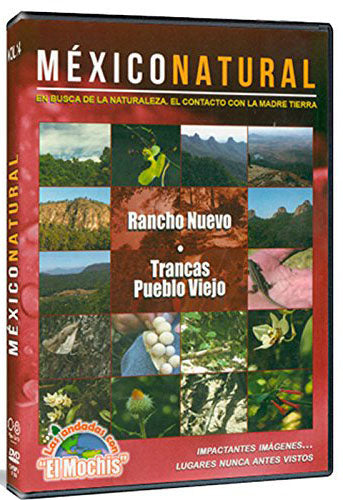 Mexico Natural Vol. 14 DVD