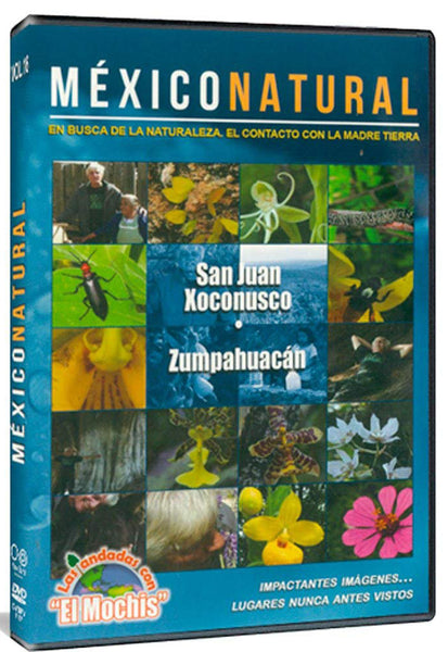 Mexico Natural Vol. 16 DVD