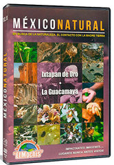Mexico Natural Vol. 18 DVD
