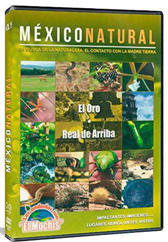Mexico Natural Vol. 19 DVD