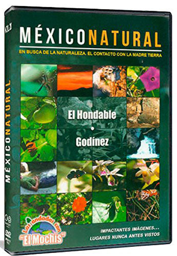 Mexico Natural Vol. 20 DVD