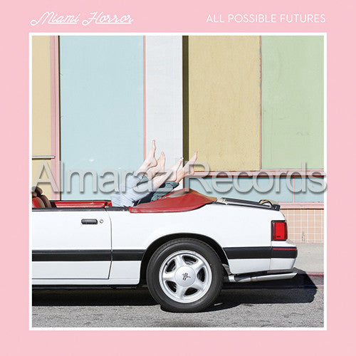 Miami Horror All Possible Futures CD - Almaraz Records | Tienda de Discos y Películas