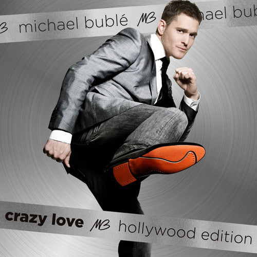 Michael Buble Crazy Love Hollywood Edition 2CD - Almaraz Records | Tienda de Discos y Películas