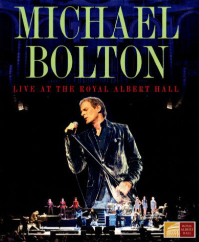 Michael Bolton Live At The Royal Albert Hall DVD [Import] - Almaraz Records | Tienda de Discos y Películas