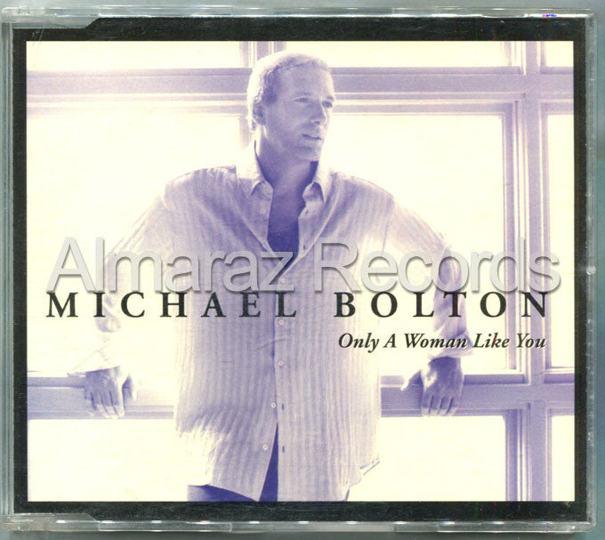Michael Bolton Only A Woman Like You CD (Usado) - Almaraz Records | Tienda de Discos y Películas  - 1