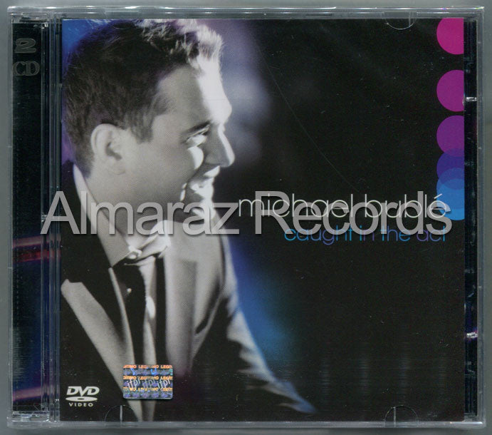 Michael Buble Caught In The Act CD+DVD - Almaraz Records | Tienda de Discos y Películas  - 1