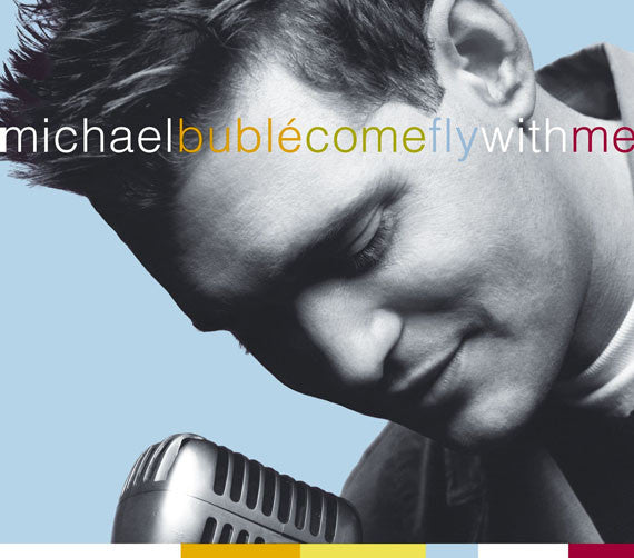 Michael Buble Come Fly With Me CD+DVD [Import] - Almaraz Records | Tienda de Discos y Películas