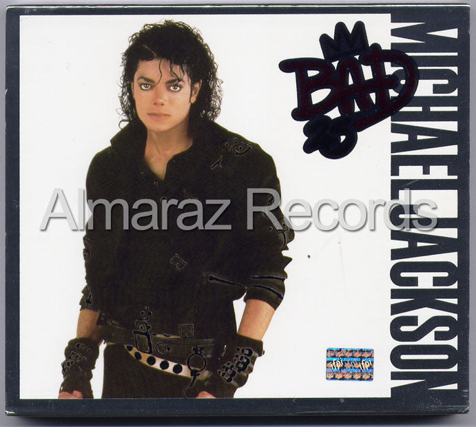 Michael Jackson Bad 25Th Anniversary 2CD - Almaraz Records | Tienda de Discos y Películas  - 1
