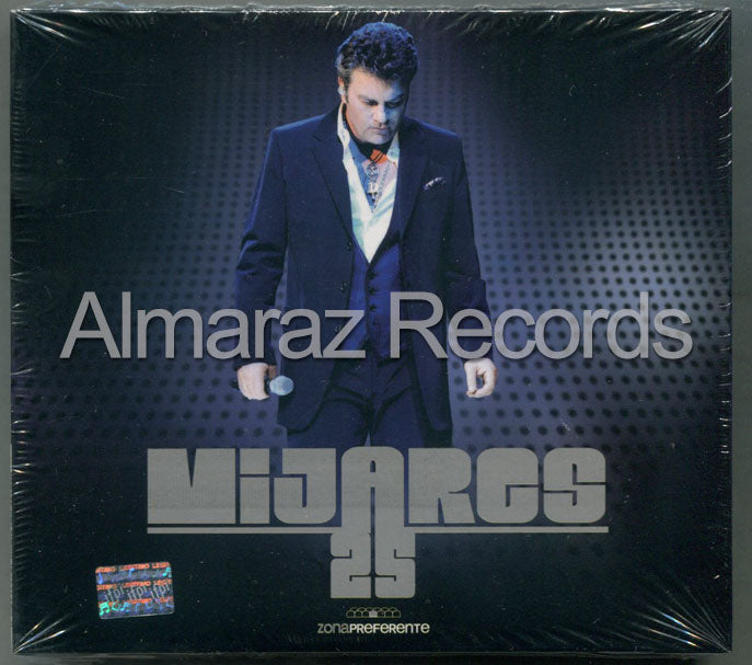 Mijares 25 Zona Preferente 2CD+DVD
