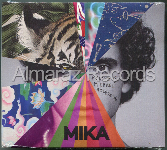Mika My Name Is Michael Holbrook CD