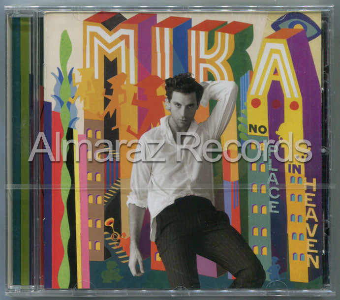 Mika No Place In Heaven CD [Import]