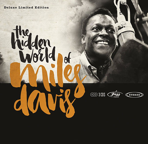 Miles Davis The Hidden World Of Miles Davis Deluxe Edition 3CD - Almaraz Records | Tienda de Discos y Películas
