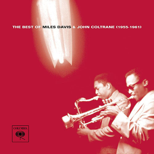 Miles Davis & John Coltrane The Best Of CD - Almaraz Records | Tienda de Discos y Películas