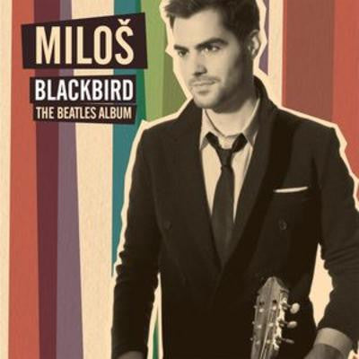 Milos Karadaglic Blackbird The Beatles Album CD - Almaraz Records | Tienda de Discos y Películas