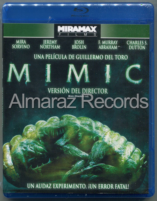 Mimic Version Del Director Blu-Ray