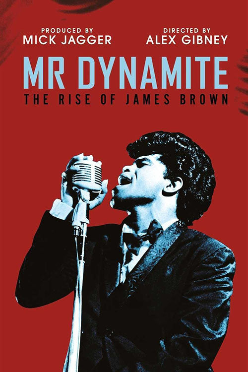 Mr Dynamite The Rise Of James Brown DVD [Import] - Almaraz Records | Tienda de Discos y Películas