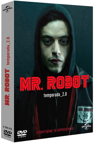 Mr. Robot Temporada 2 DVD