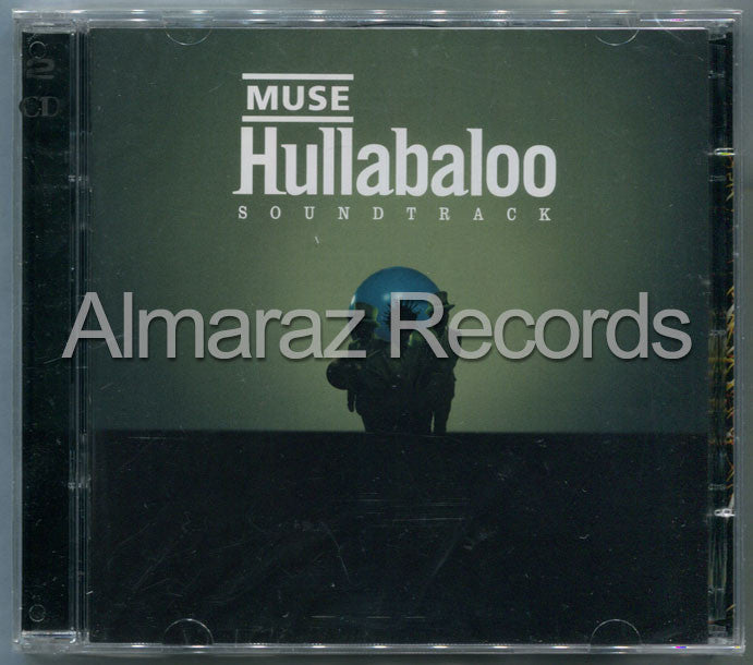 Muse Hullabaloo Soundtrack 2CD [Import] - Almaraz Records | Tienda de Discos y Películas  - 1