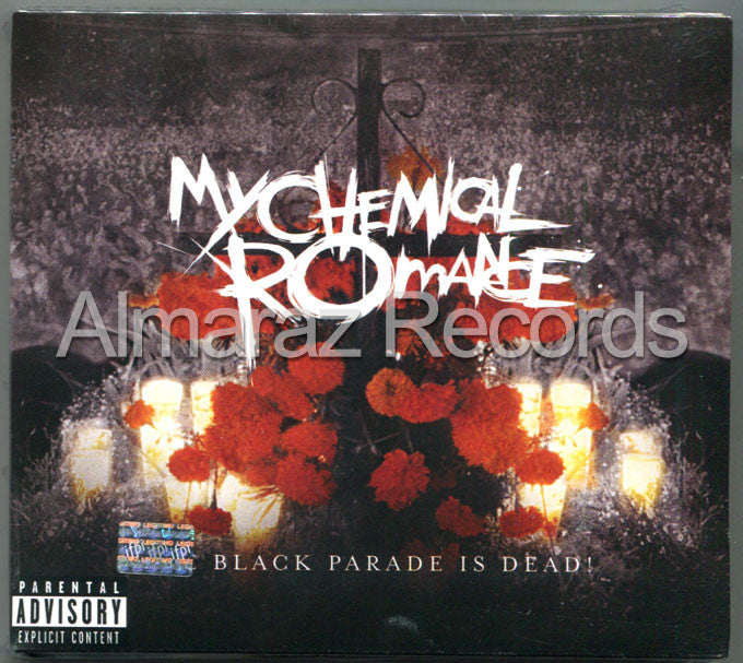 My Chemical Romance The Black Parade Is Dead CD+DVD - Almaraz Records | Tienda de Discos y Películas  - 1