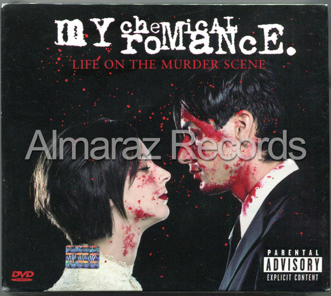 My Chemical Romance Life On The Murder Scene CD - Almaraz Records | Tienda de Discos y Películas  - 1