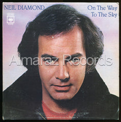 Neil Diamond On The Way To The Sky Edicion Vinilo LP - Almaraz Records | Tienda de Discos y Películas  - 1