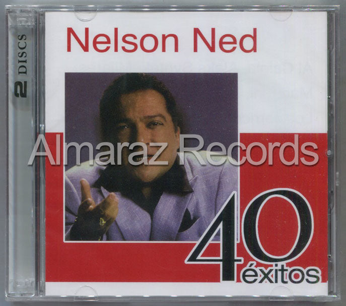 Nelson Ned 40 Exitos 2CD
