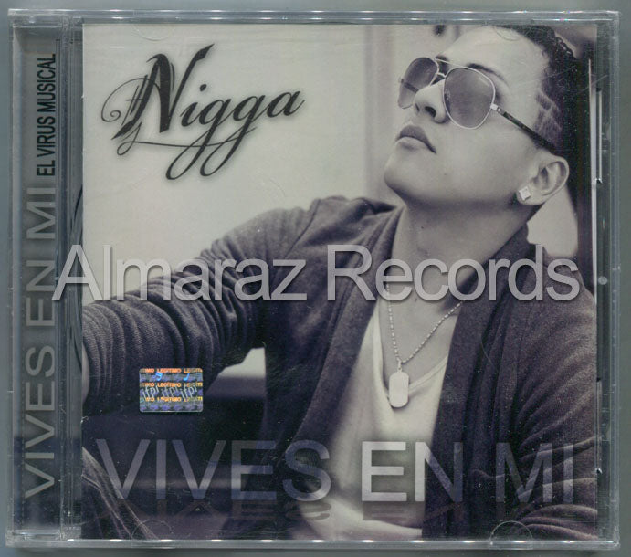 Nigga Vives En Mi CD